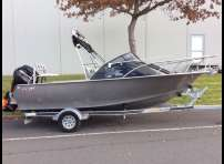 2016 FC595 With Mercury 115 CT Four Stroke