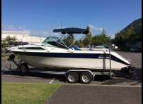 Buccaneer 720 Excess with Mercruiser 6.3L