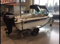 Seaforce Winna with Mercury 40hp Four Stroke