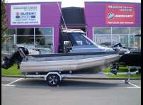 Stabicraft 1850 Supercab & Mercury 115 HP FourStroke