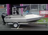 2016 Stabicraft 1410 Fisher with 40hp Mercury Four Stroke