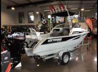 Extreme 545 Sport Fisher with Mercury 90hp Four Stroke