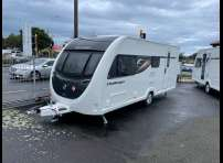 2021 Swift Challenger 530 with LUX Pack